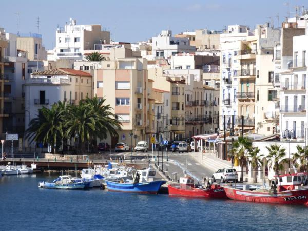 Hotel Pictures: Apartament Santiago Rusinyol, LAmetlla de Mar