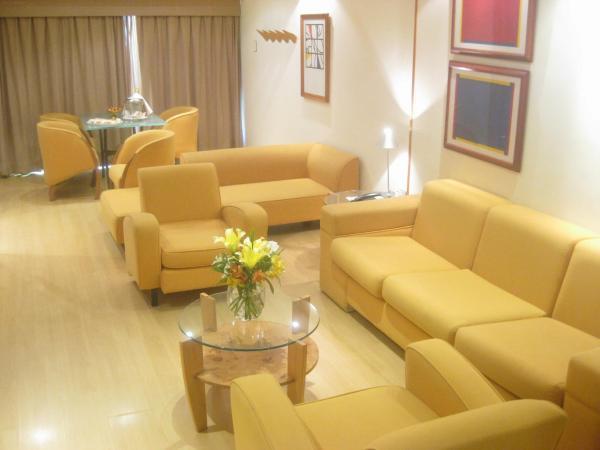 Executive Suite with Spa Bath