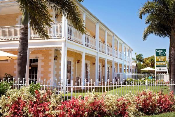 Zdjęcia hotelu: White Lace Motor Inn, Mackay