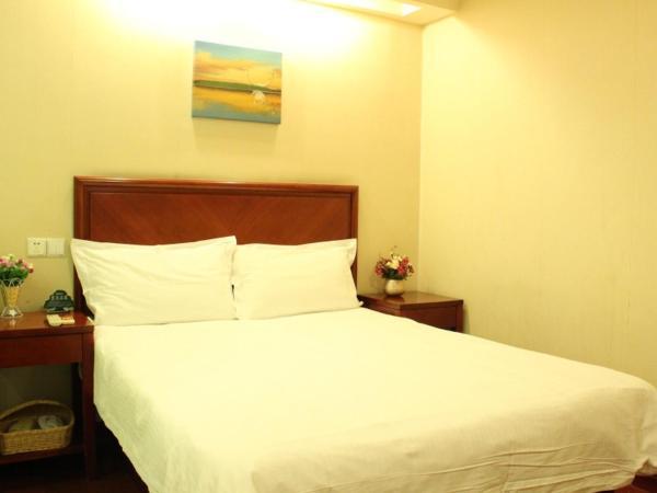 Hotel Pictures: GreenTree Inn Shanghai Zhujing Town Donglin Temple Scenic Spot Jiankang Road Business Hotel, Jinshan