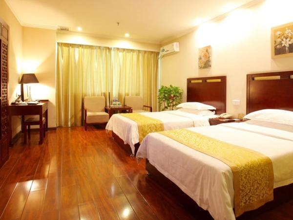 Hotel Pictures: GreenTree Eastern Zhejiang Quzhou Hewu Road Hotel, Quzhou