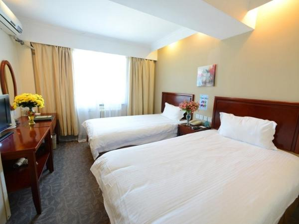 Hotel Pictures: GreenTree Inn Shandong Yantai Laiyang Center Bus Station Express Hotel, Laiyang