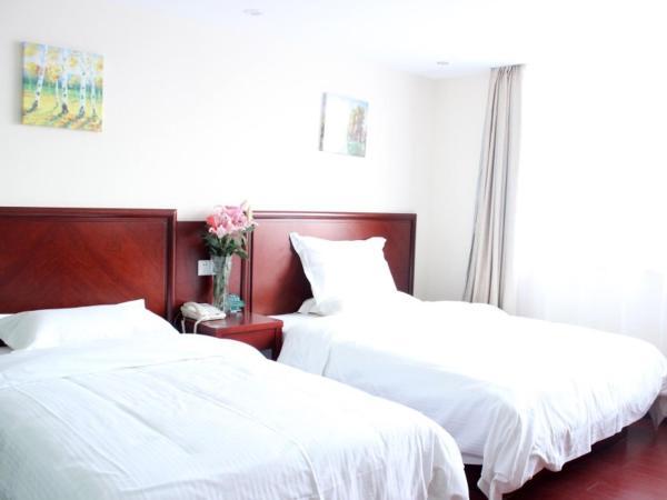 Hotel Pictures: GreenTree Inn AnHui HeFei LongChuan Road South Hefei Railway Station Business Hotel, Hefei