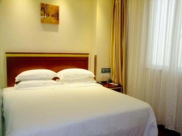 Hotel Pictures: GreenTree Inn ShanDong JiNing WeiShan Lake National Wetland Park Business Hotel, Weishan