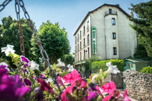 Hotel Pictures: Logis le Mont Aigoual, Meyrueis