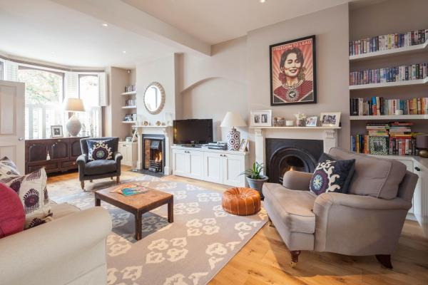 Three-Bedroom Apartment - Musard Road