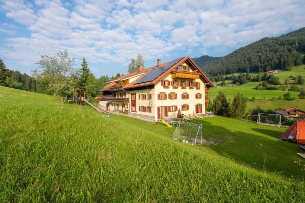 Hotelbilleder: Gästehaus Schlegel, Gunzesried