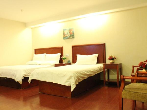 Hotel Pictures: GreenTree Alliance AnHui YunGu Road LinHu Society Hotel, Wangdaying