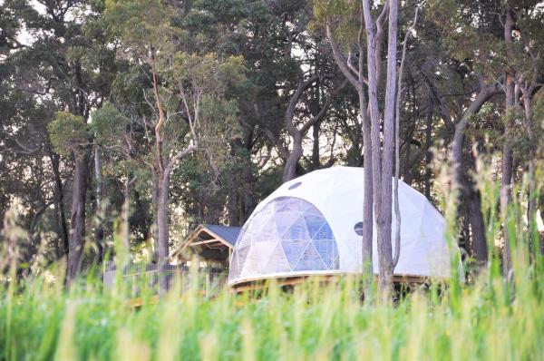Photos de l'hôtel: Mile End Glamping Pty Ltd, Yelverton