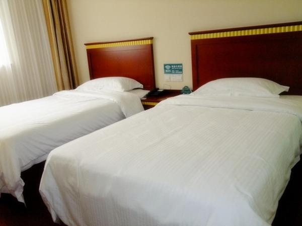 Hotel Pictures: GreenTree Inn Jiangsu Nantong Jiaoyu Road Business Hotel, Nantong