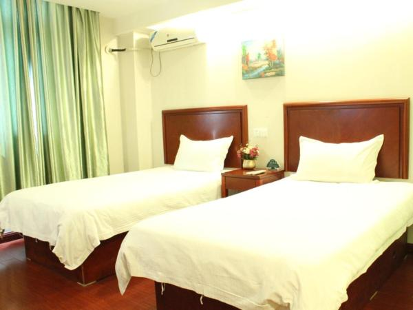 Hotel Pictures: GreenTree Inn HaiNan HaiKou HaiNan College of Vocation and Technique JinNiu Road Business Hotel, Haikou