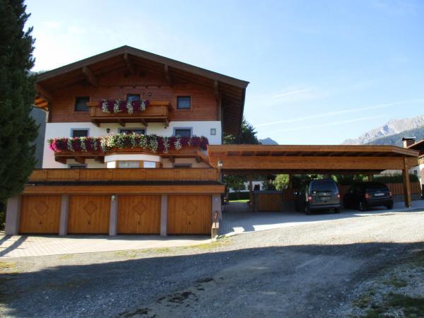 Hotellikuvia: Landhaus Geisler, Uttendorf