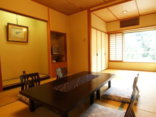 Japanese-Style Room - Breakfast + Dinner Included