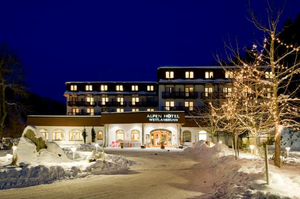 Hotellikuvia: Alpenhotel Weitlanbrunn, Sillian