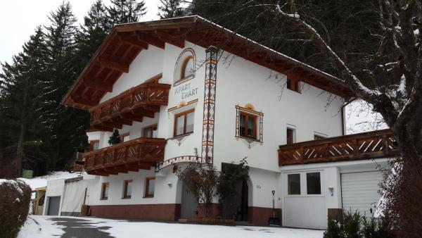ホテル写真: Apart Ehart, Schnann