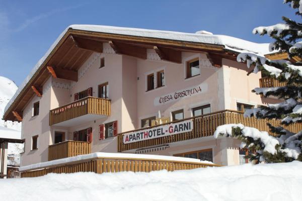 Hotel Pictures: Aparthotel Chesa Grischuna, Samnaun