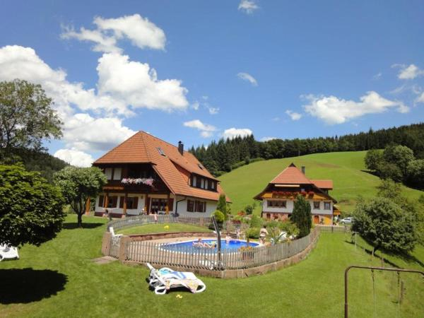 Hotelbilleder: Fussbauernhof, Wolfach
