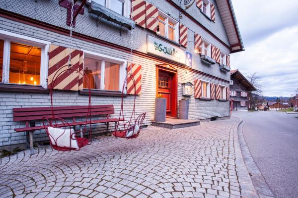 Hotelbilleder: Der Gaukler Hostel, Oberstaufen