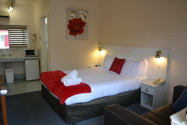 酒店图片: Wattle Motel, Seymour