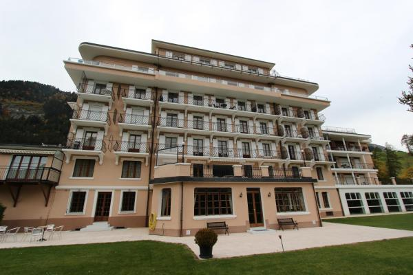 Hotel Pictures: Rosat 12, Chateau-dOex