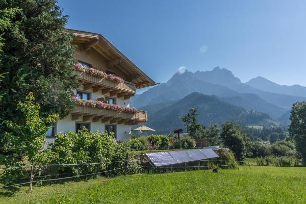 Hotellikuvia: Faustlinghof, Saalfelden am Steinernen Meer