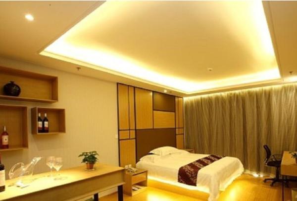 Fotografie hotelů: Easting Apartment Hotel Taiyuan, Taiyuan