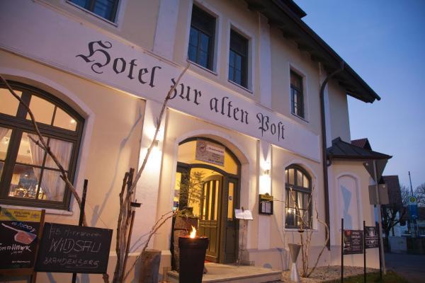 Hotel Pictures: Hotel und Landgasthof zur alten Post, Moorenweis
