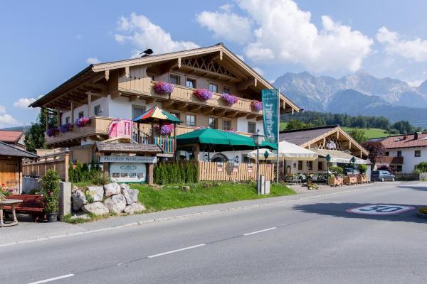ホテル写真: Der Bachwirt, マリア・アルム・アム・シュタイナーネン・メアー