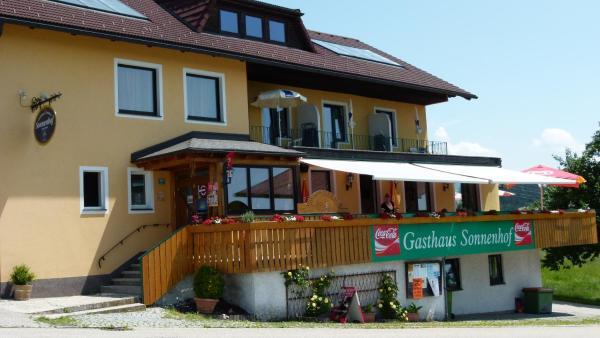 Foto Hotel: Gasthaus - Pension Sonnenhof, Ulrichsberg