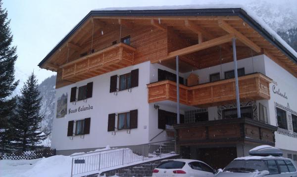 Fotos del hotel: Haus Calanda, Brand