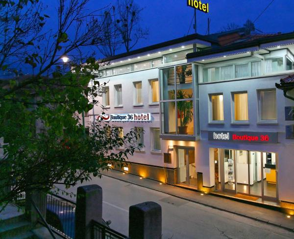 Fotos de l'hotel: Hotel Boutique 36, Sarajevo