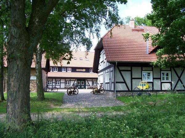 Hotelbilleder: Stolperhof, Stolpe auf Usedom