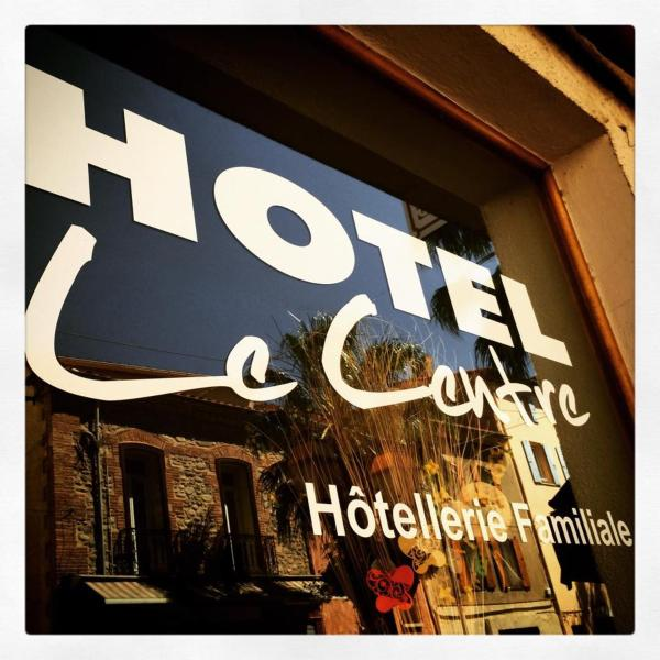 Hotel Pictures: Hotel Le Centre, Le Boulou
