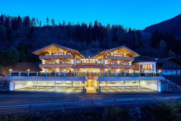 Foto Hotel: Berg- & Seeblick Pfefferbauer, Zell am See