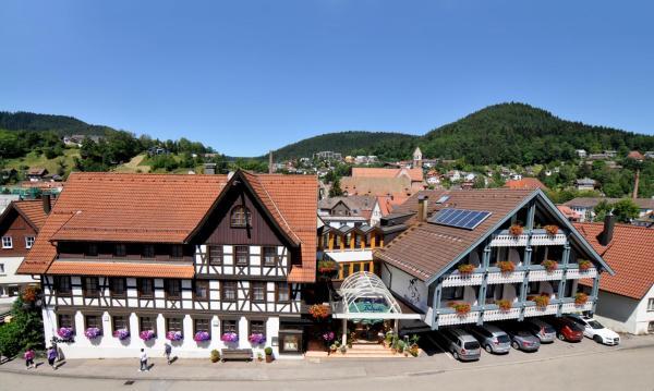 Hotel Pictures: Hotel Rössle, Alpirsbach