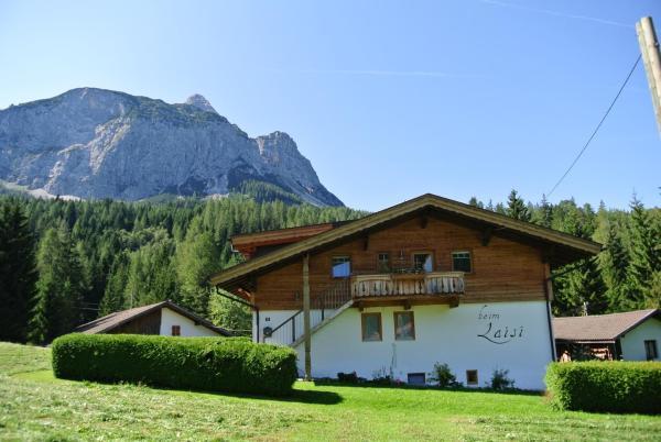 Fotografie hotelů: Beim Laisi, Ehrwald