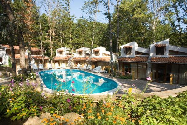 Hotellikuvia: Villas Ropotamo Maisonette, Primorsko
