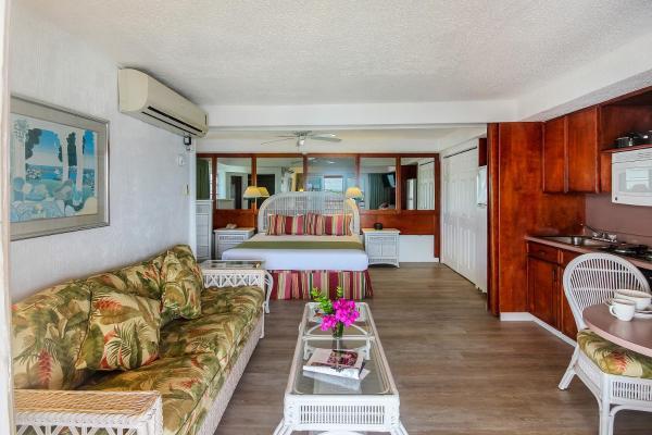 Premium Studio with Lagoon View