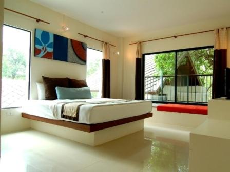 Grand Deluxe Double Room with Garden View