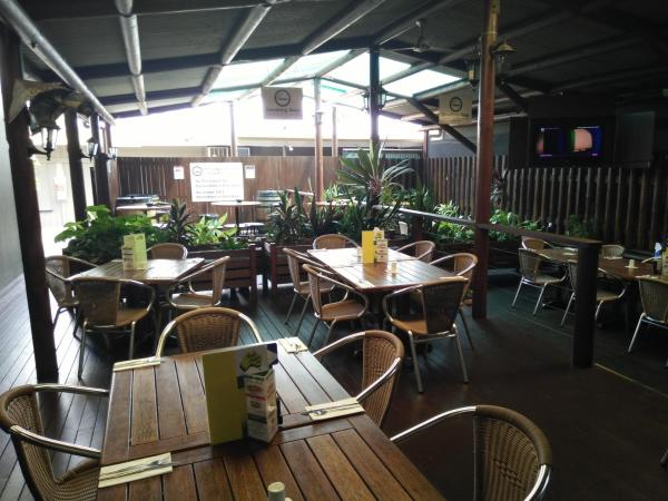 Fotos do Hotel: The Young Australian Hotel, Gladstone