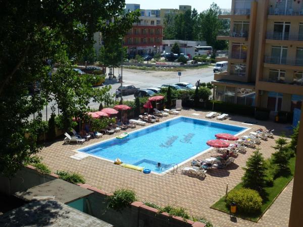Hotel Pictures: Aparthotel Kamelia Garden - Official Rental, Sunny Beach