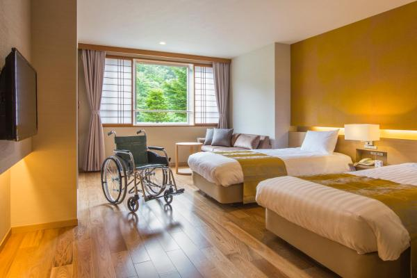 Standard Room Selected at Check-in - Disability Access - Non-Smoking