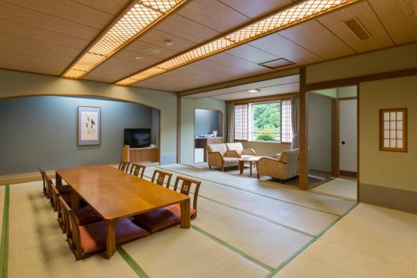 Japanese-Style Room - Smoking