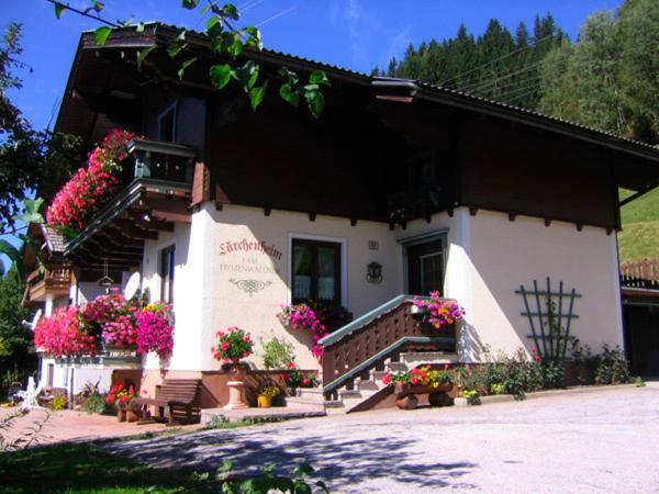 Hotelbilleder: Haus Lärchenheim, Wagrain