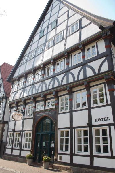 Hotelbilleder: Alt Warburg, Warburg