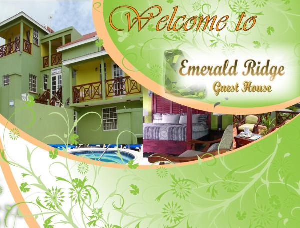 Hotellikuvia: Emerald Ridge Guest House, Christ Church