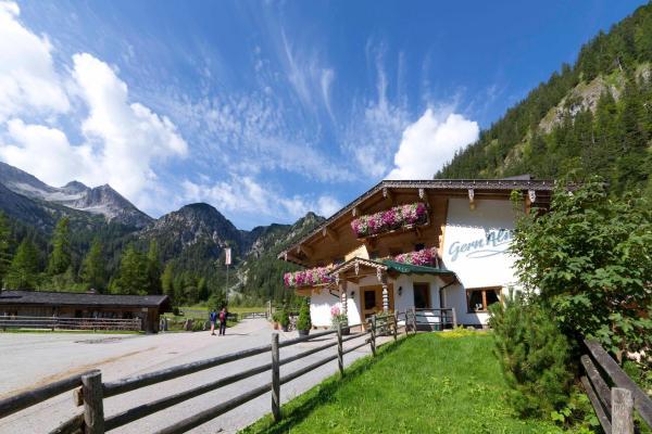 Fotos do Hotel: Alpengasthof Gern Alm, Pertisau