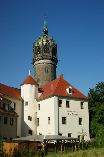 Hotel Pictures: Hotel Alte Canzley, Lutherstadt Wittenberg
