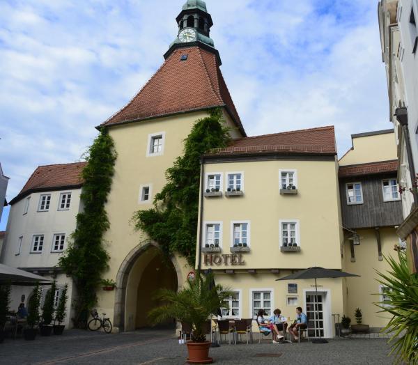 Hotelbilleder: Klassik Hotel am Tor, Weiden