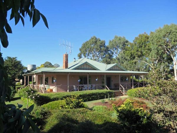 Fotografie hotelů: Fernside Strathbogie - Rejuvenate Stays, Strathbogie